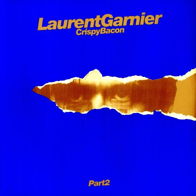 Laurent Garnier CRISPY BACON PART 2 Vinyl Record - UK Import