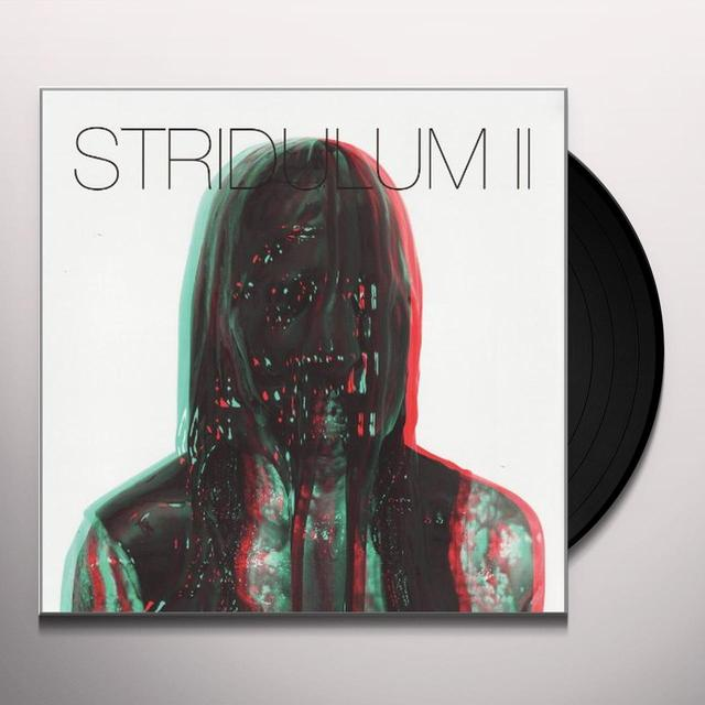 Zola Jesus STRIDULUM II Vinyl Record - UK Import