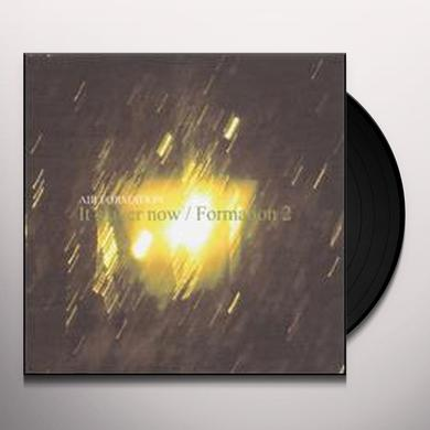 Air Formation ITS OVER NOW Vinyl Record - Canada Import
