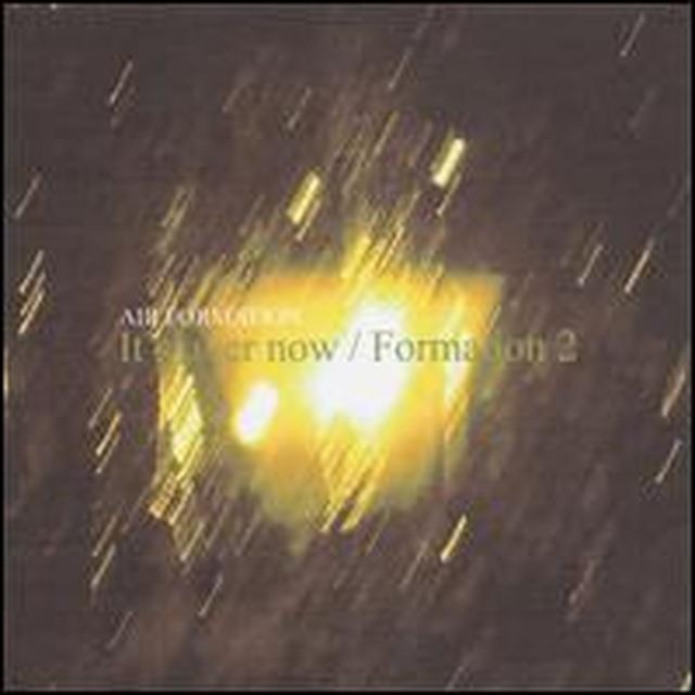 Air Formation ITS OVER NOW Vinyl Record