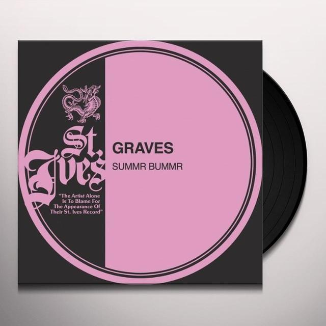 Graves SUMMR BUMMR Vinyl Record - Canada Import