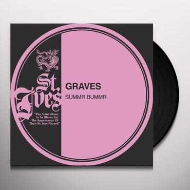 Graves SUMMR BUMMR Vinyl Record - Canada Release