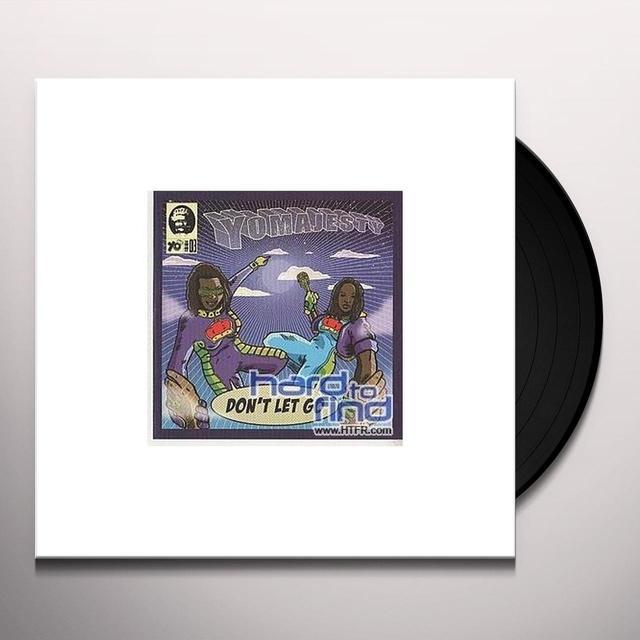 Yo! Majesty DON'T LET GO (GER) Vinyl Record
