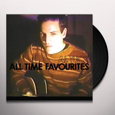 Al Tuck ALL TIME FAVORITES Vinyl Record
