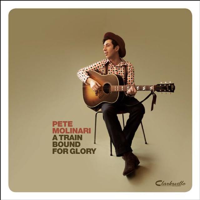Pete Molinari TRAIN BOUND FOR GLORY Vinyl Record - UK Import