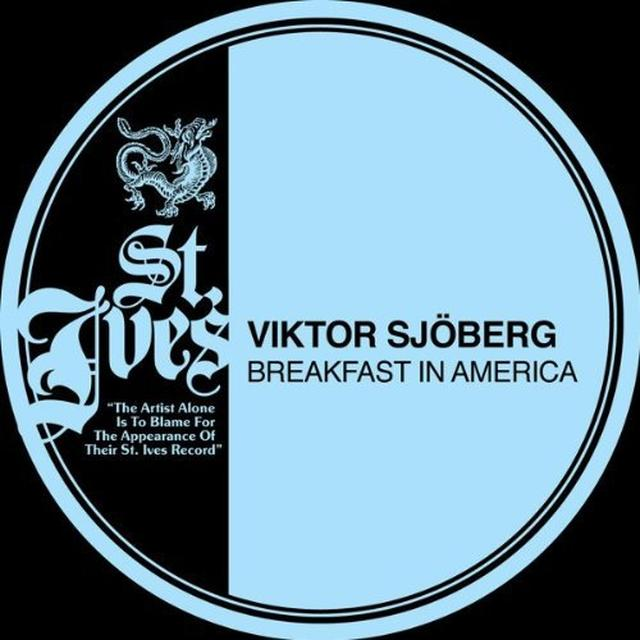 Viktor Sjoberg BREAKFAST IN AMERICA Vinyl Record