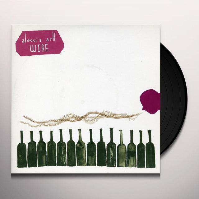 Alessi'S Ark WIRE Vinyl Record