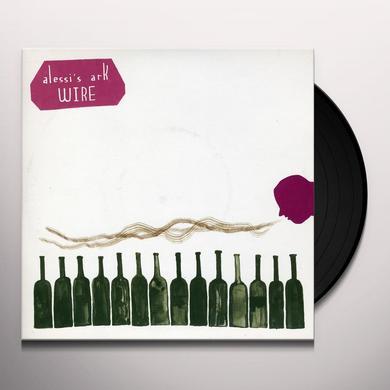 Alessi'S Ark WIRE Vinyl Record - UK Import