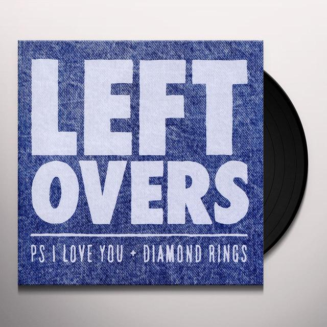Ps I Love You LEFTOVERS Vinyl Record - Canada Import
