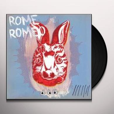 ROME ROMEO Vinyl Record - Canada Import