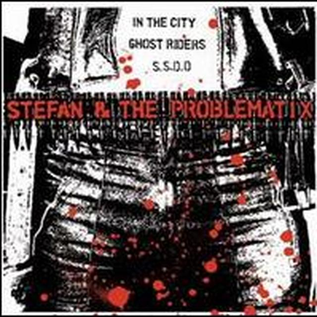 Stefan & The Problemmatix STEFAN & THE PROBLEMATIX Vinyl Record