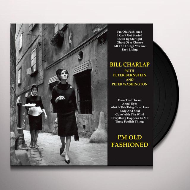 Bill Trio Charlap I'M OLD FASHIONED Vinyl Record
