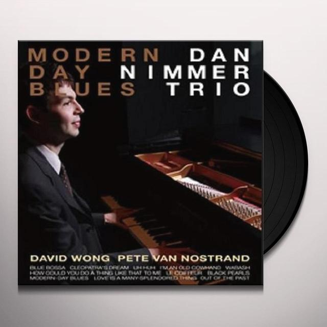 Dan Nimmer Trio MODERN DAY BLUES (JPN) (Vinyl)