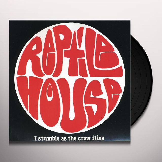 Reptile House 4-SONG Vinyl Record - Canada Import
