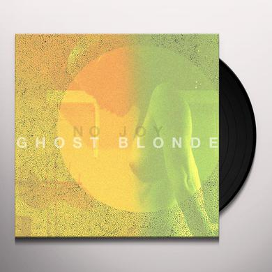 No Joy GHOST BLONDE Vinyl Record