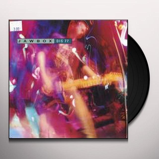 Jawbox JACKPOT PLUS! Vinyl Record