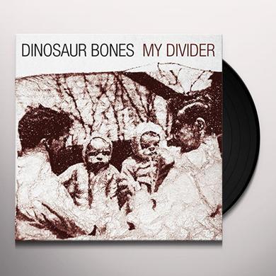 Dinosaur Bones MY DIVIDER Vinyl Record - Canada Import