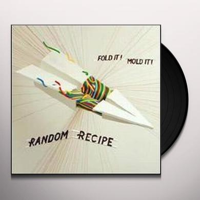 Random Recipe FOLD IT! MOLD IT! Vinyl Record