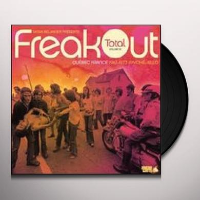 Freak Out Total 33 / Various (Can) FREAK OUT TOTAL 33 / VARIOUS Vinyl Record