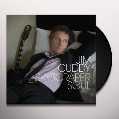 Jim Cuddy SKYSCRAPER SOUL Vinyl Record