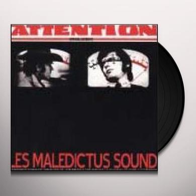 MALEDICTUS SOUND Vinyl Record