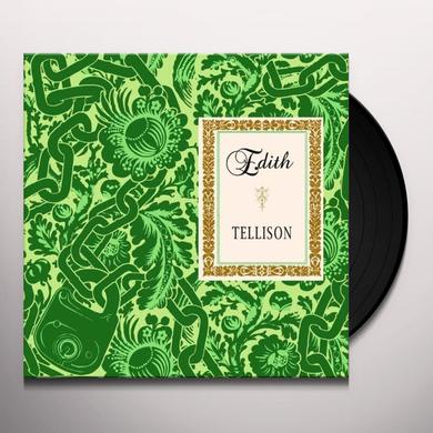 Tellison EDITH Vinyl Record - UK Import