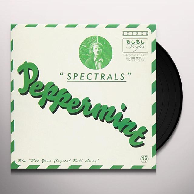Spectrals PEPPERMINT Vinyl Record