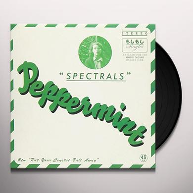 Spectrals PEPPERMINT Vinyl Record - UK Import