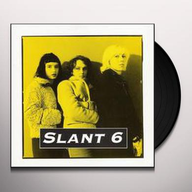 Slant 6 WHAT KIND OF MONSTER Vinyl Record