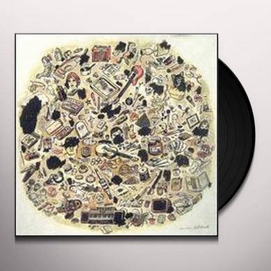 Seth Smith NEW PROBLEMS Vinyl Record
