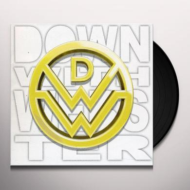 Down With Webster TIME TO WIN (PICTURE DISC) Vinyl Record - Canada Import