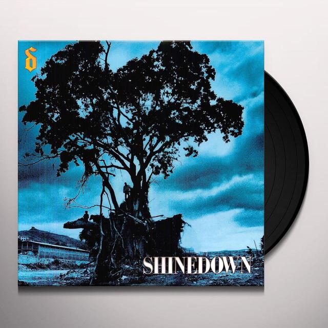 Shinedown LEAVE A WHISPER Vinyl Record - Canada Import