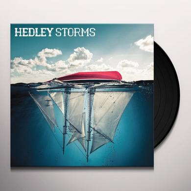 Hedley STORMS Vinyl Record - Canada Release