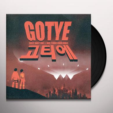 Goyte EASY WAY OUT Vinyl Record - UK Import