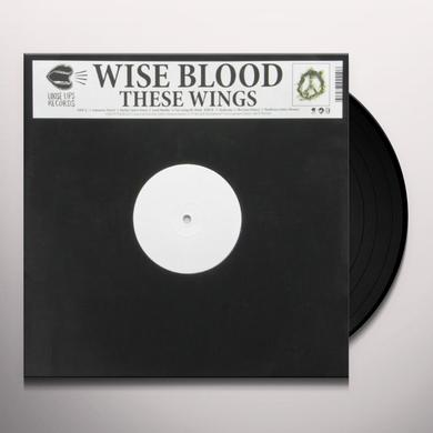 Wise Blood THESE WINGS EP Vinyl Record