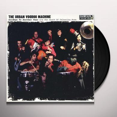 URBAN VOODOO MACHINE GOODBYE TO ANOTHER YEAR Vinyl Record - UK Import