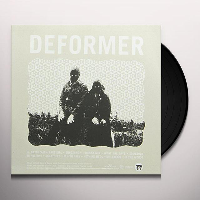 Dog Day DEFORMER Vinyl Record