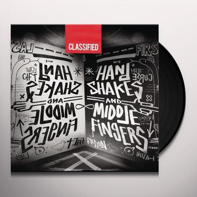 Classified HAND SHAKES & MIDDLE FINGERS (CAN) (Vinyl)
