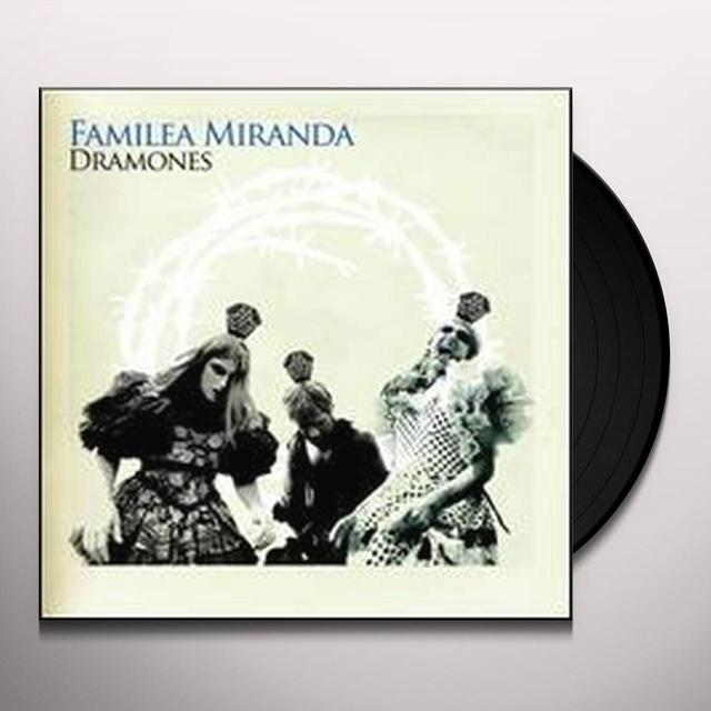 Familea Miranda DRAMONES Vinyl Record - Canada Import