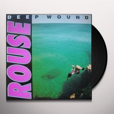 Rouse DEEP WOUND Vinyl Record - Canada Release