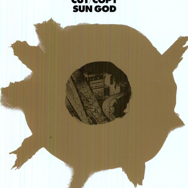 Cut Copy SUN GOD Vinyl Record