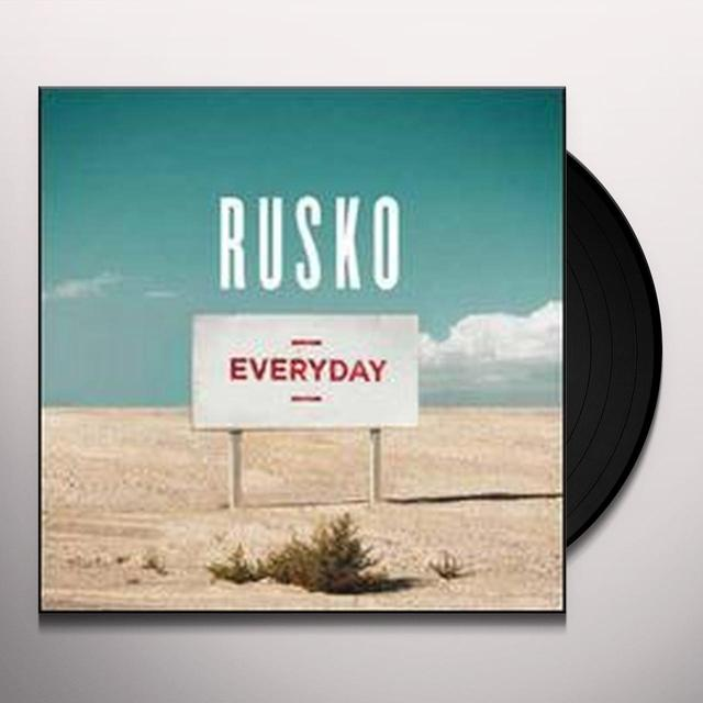 Rusko EVERYDAY Vinyl Record