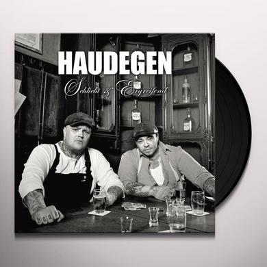 Haudegen SCHLICHT & ERGREIFEND Vinyl Record