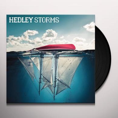 Hedley STORMS Vinyl Record - Canada Import