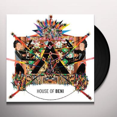 HOUSE OF BENI Vinyl Record - UK Import