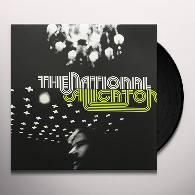 The National ALLIGATOR (COLOURED VINYL) Vinyl Record