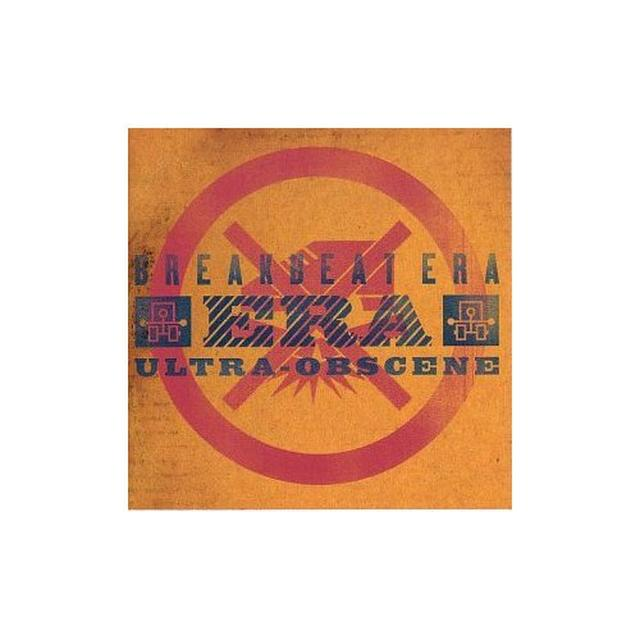 Breakbeat Era ULTRA OBSCENE Vinyl Record - Canada Release
