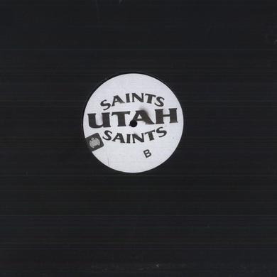 Utah Saints Vs Drumsound & Bassline Smith WHAT CAN YOU DO FOR ME Vinyl Record