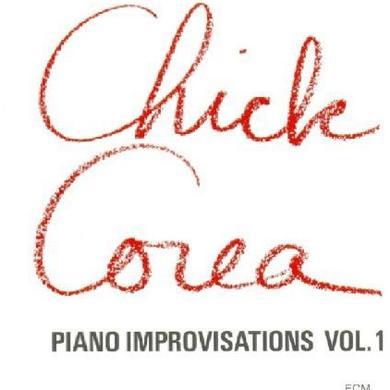 Chick Corea PIANO IMPROV 1 Vinyl Record - UK Release