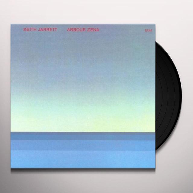 Keith Jarrett ARBOUR ZENA Vinyl Record - UK Release